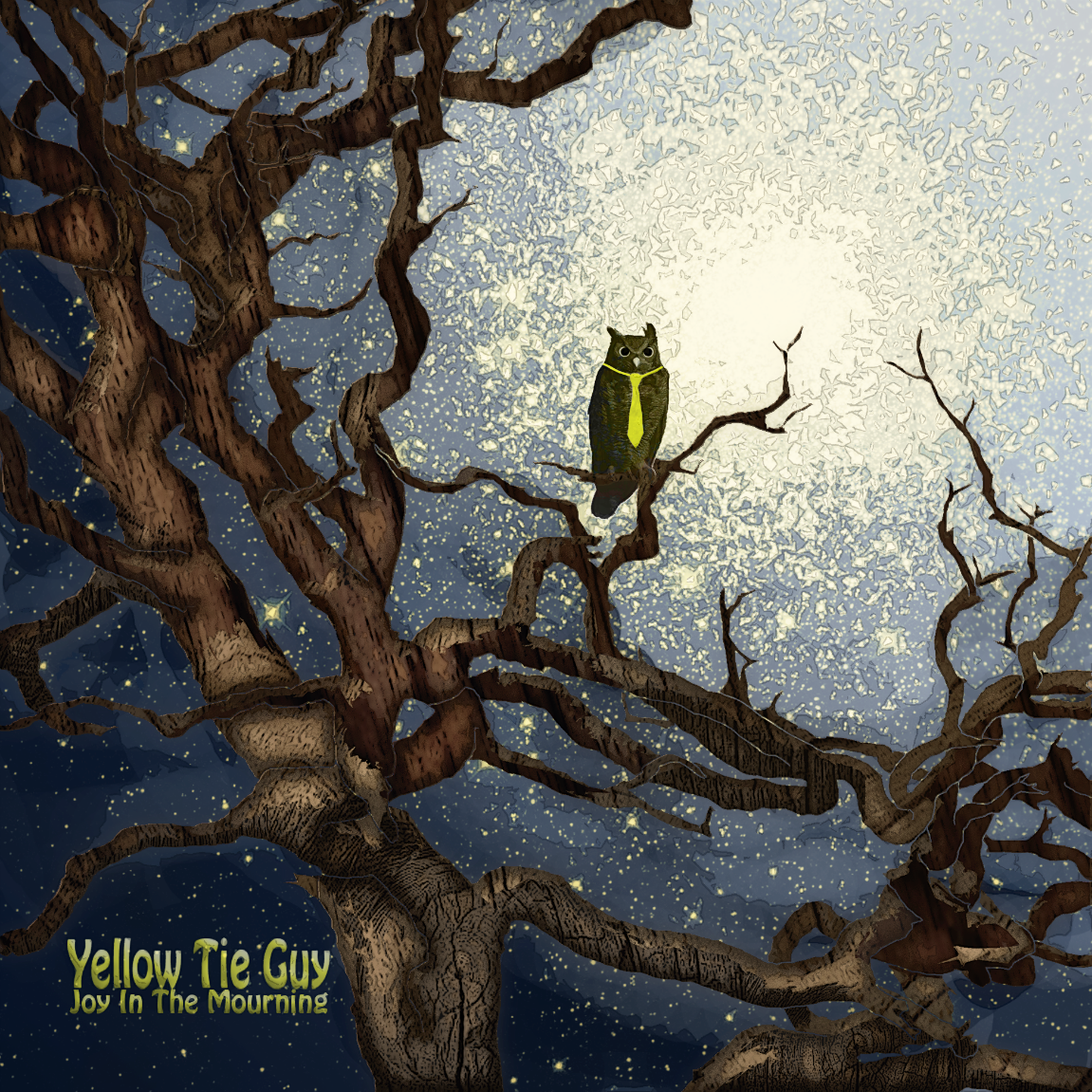 Yellowtieguy - Joy in the Mourning Album Cover