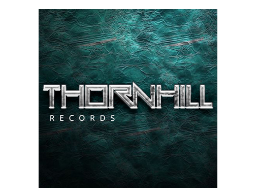 Logo for ThornHill Records, a sublabel of Alchemical Records featuring Rock and Metal artists and singer-songwriters