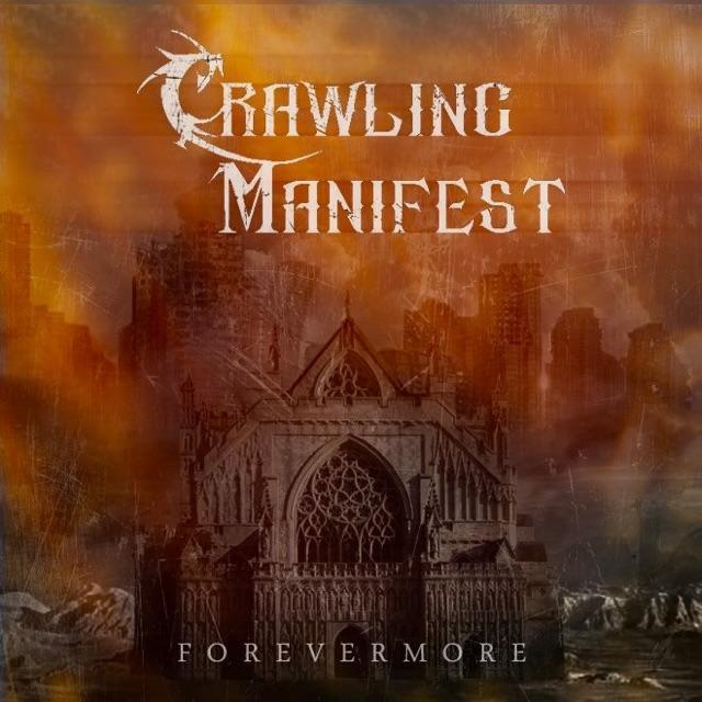 Crawling Manifest Forevermore Album Cover Art