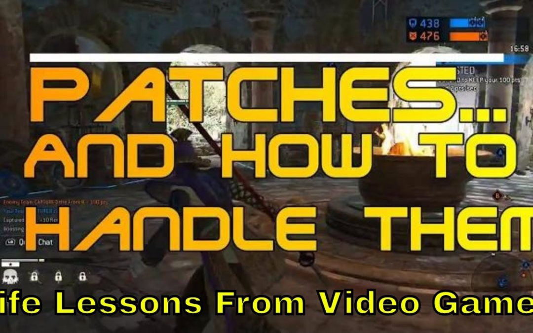 Patches and How To Handle Them