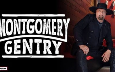 Montgomery Gentry with Melodime and Scott Kurt
