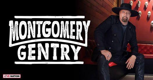 Montgomery Gentry with Melodime and Scott Kurt