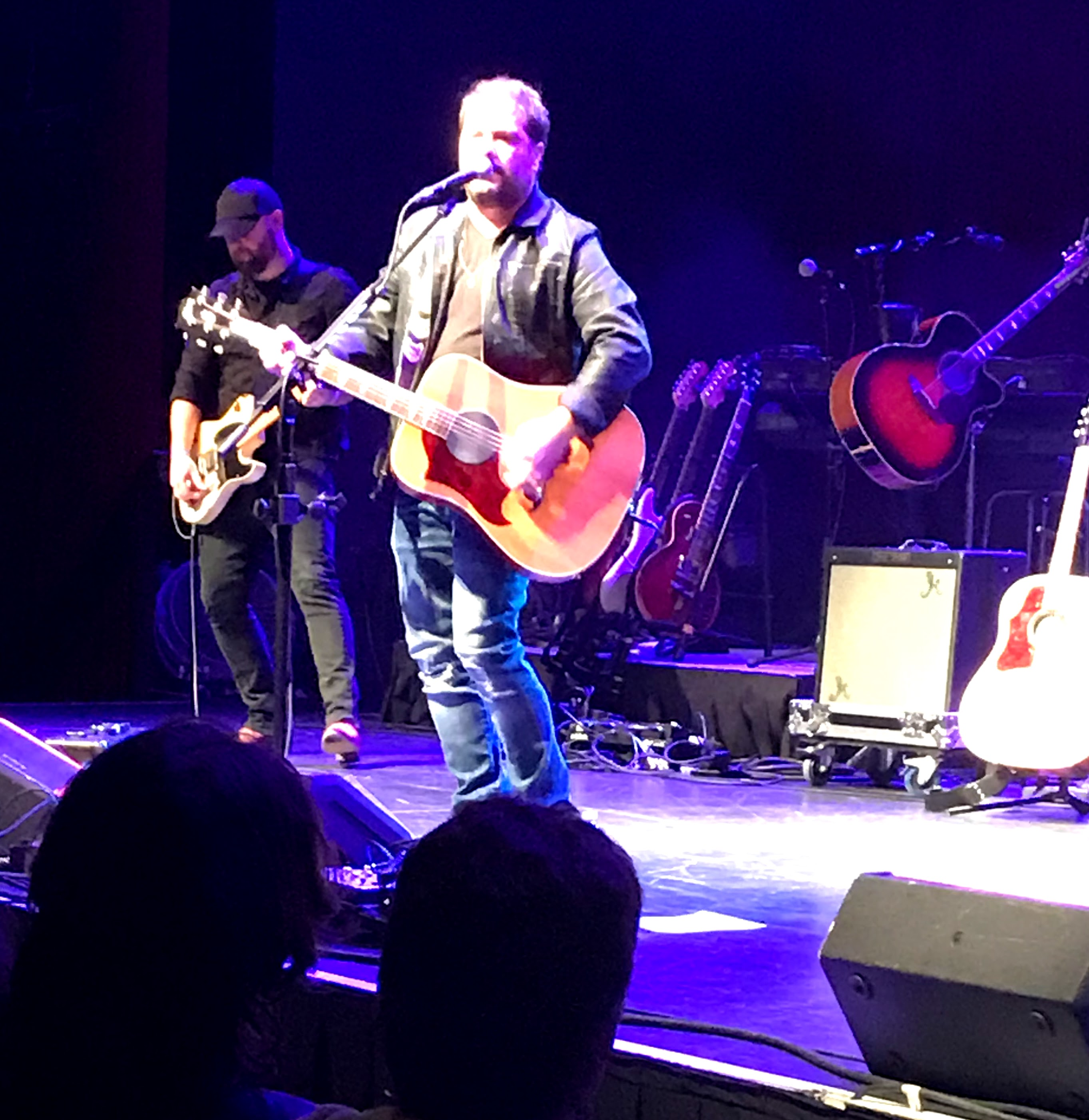 Review of Montgomery Gentry with Melodime and Scott Kurt