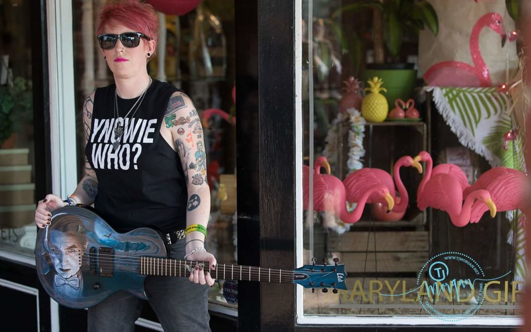 Not-So-Political Punk: An Interview With Jen Tonon