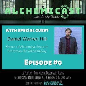 Daniel Warren Hill on Alchemicast