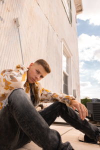 Nashville-based artist Austin Markham releases debut EP, Me.