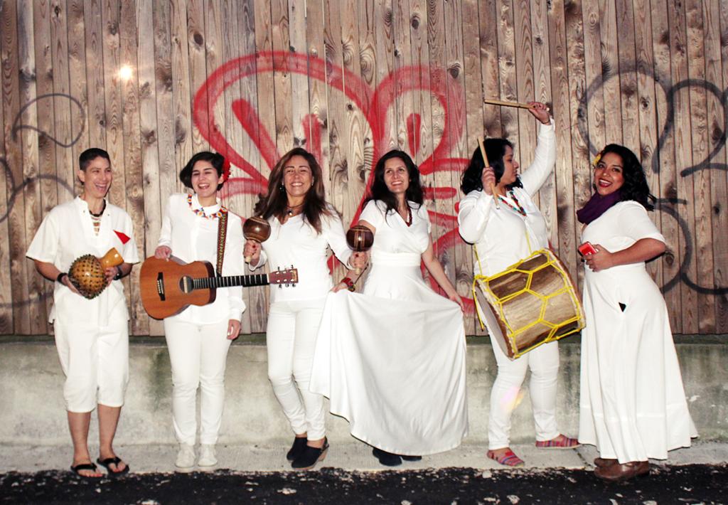 La Marvela, Colombian band