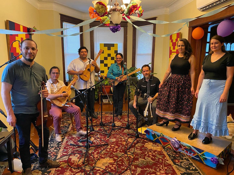 Son La Lucha - Hispanic Heritage Performance