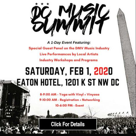 DC Music Summit Ad - Click for details